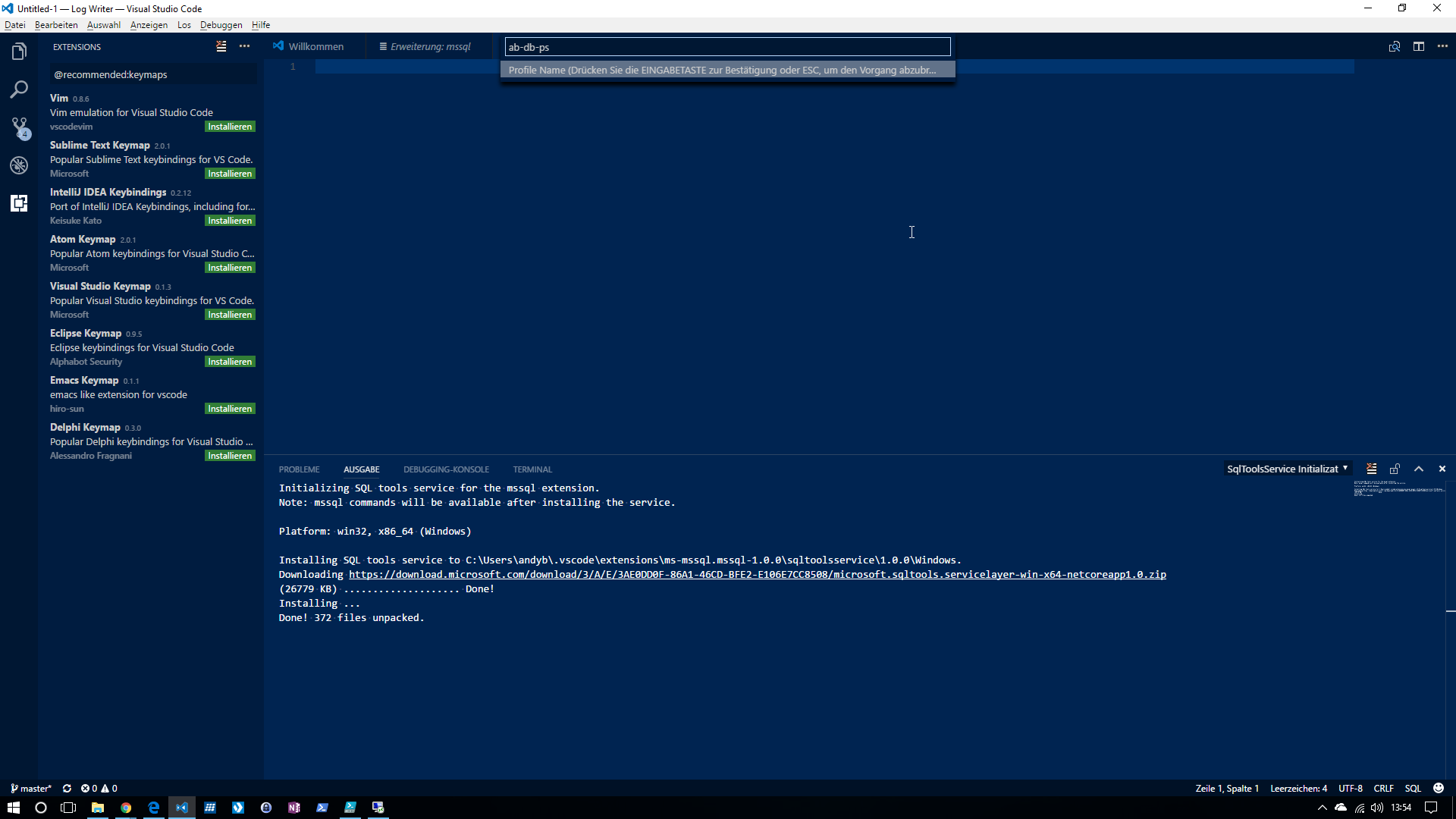 azure_sql_create_conprofile_09